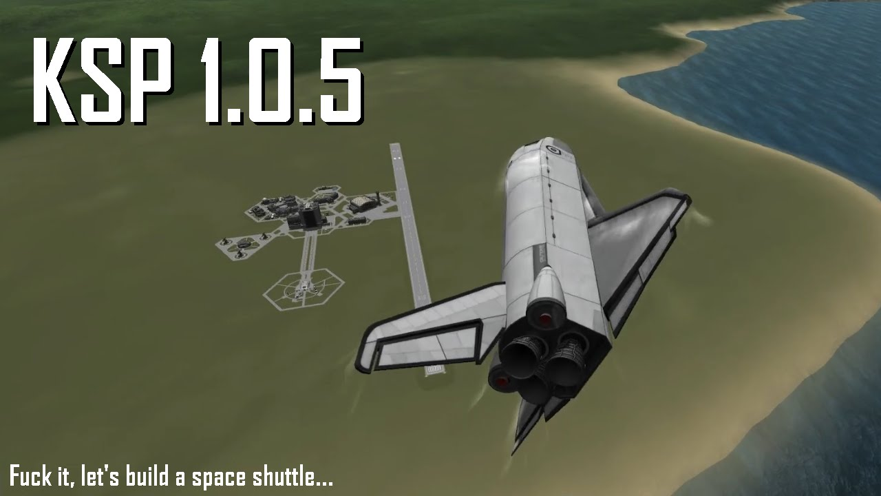 ksp space shuttle file - photo #22