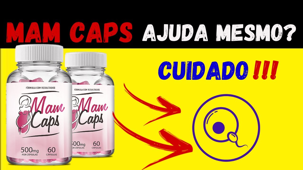 mam caps remedio
