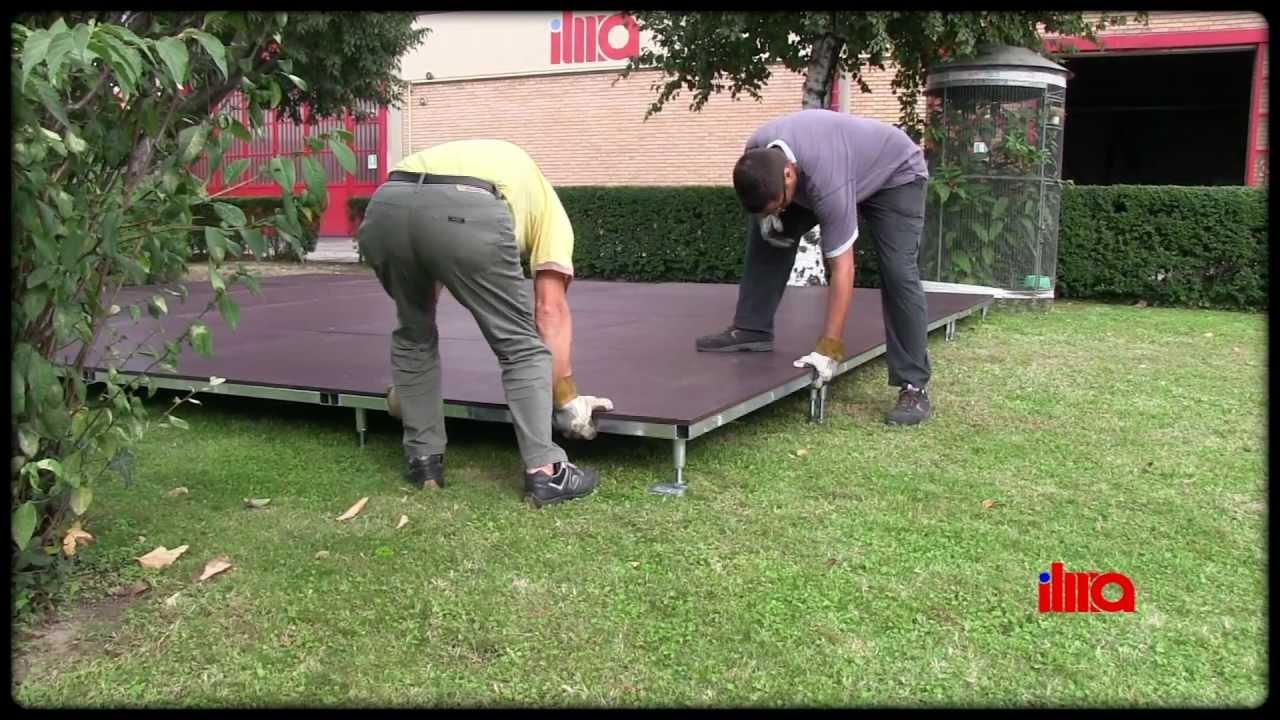 Pavimenti per gazebi: pavimenti in legno d m strutture foggia