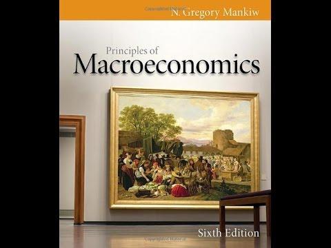 Sách kinh tế vĩ mô tiếng anh principles of macroeconomics 7th.