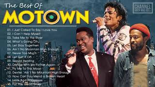 The Jackson 5,Marvin Gaye, Al Green, Smokey Robinson, Luther Vandross - Motown Classic Songs 60s 70s