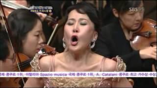 [눈 - 김효근] - Soprano Mija Park (소프라노 박미자)