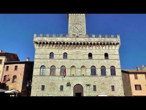 Montepulciano Italy, Tuscany (Italia Toscana) [HD] (videoturysta.eu)