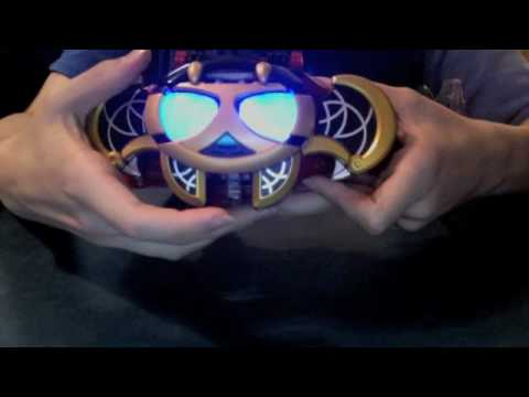 5144575c Kamen Rider Kiva Henshin Belt & Fuestle DX Kivat Belt Review - YouTube