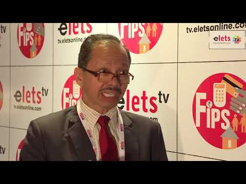 elets FIPS 2015 - Interview - G B Bhuyan, General Manager- Financial Inclusion, Bank of Baroda