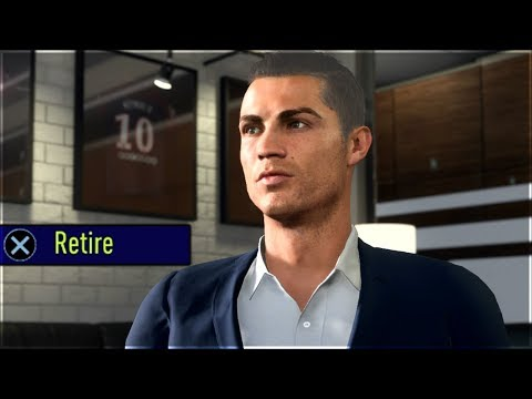 What Happens If You Retire Ronaldo In FIFA 18? (FIFA 18 Mythbusters)