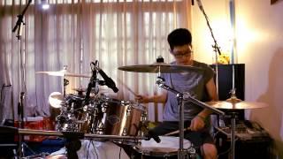 อยู่ตรงนี้ นานกว่านี้ - GETSUNOVA Drum cover Beammusic
