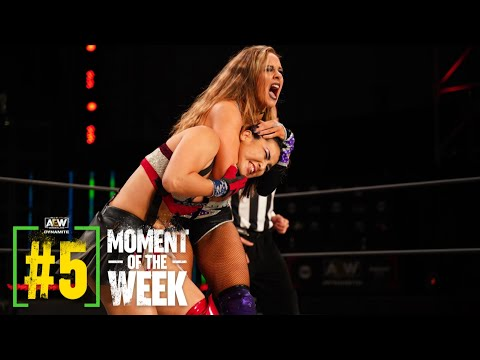 Did Anna Jay Bring the AEW Women's Championship to the Dark Order? | AEW Dynamite 11/25/20