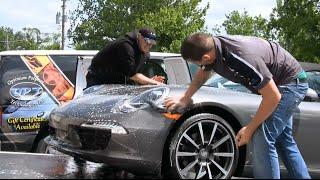 May, 2016 St. Louis BMW Club / Porsche Detailing Clinic