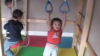 Dreamgym Indoor Jungle Gym - Therapy Gym