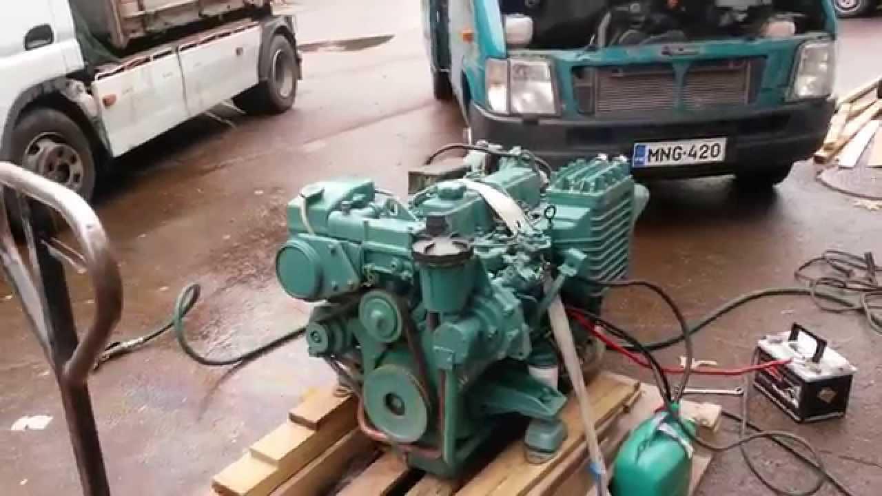 volvopenta aqad31 youtube rh youtube com Volvo Penta Engine Diagram Volvo Penta Control Box