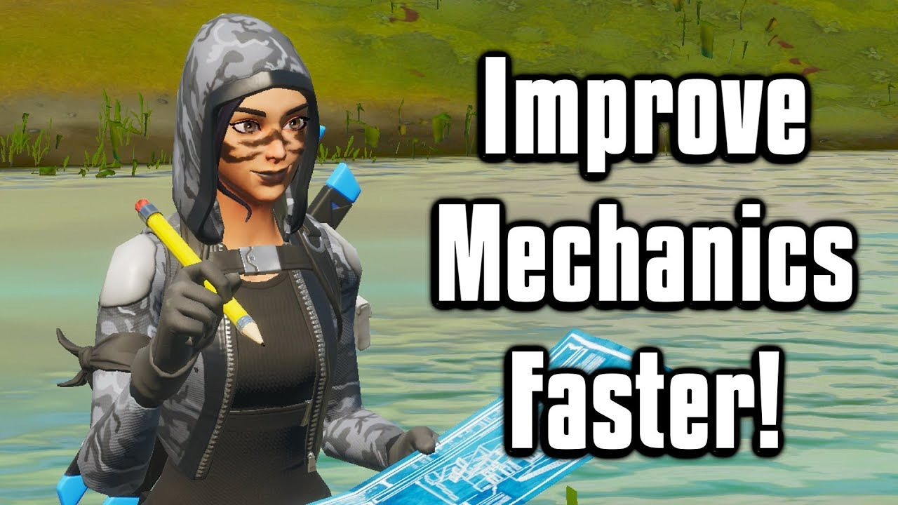 My Brain Doesnt Work Fast Enough In Fortnite Fights Improve Your Mechanics Learn New Techniques Faster Fortnite Battle Royale Youtube