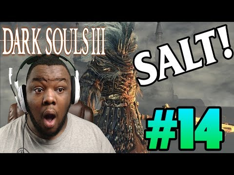 Can A Dark Souls Virgin Beat THE NAMELESS KING?! (Part 14)