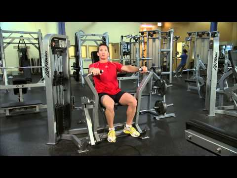 Life Fitness Pro2 Chest Press Instructions