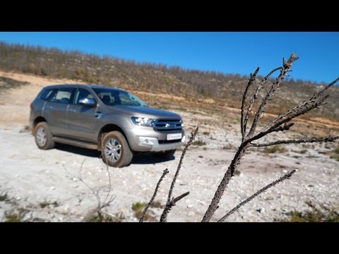 Ford Everest 2.2 Auto XLT (2017) - Perfect Combo 7 Seating All Rounder
