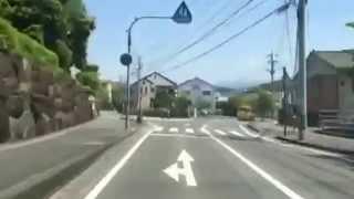 パパホーム大村 モデルハウス2号(赤佐古モデル)道順
