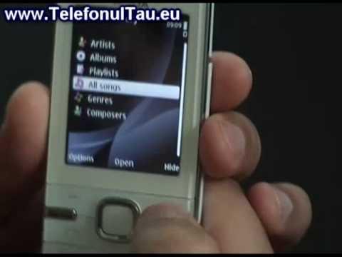 Nokia 6730 Classic Review ( in Romana )