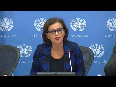 Najat Rochdi (MINUSCA) on Central African Republic - Press C
