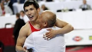 Борец Виктор Лебедев отказался от участия в Олимпийских играх – 2016
