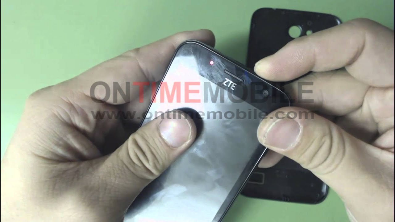 How to check IMEi and unlock ZTE Z812 att cricket