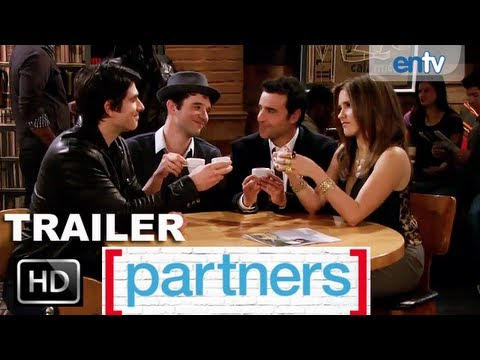 Partners   HD: David Krumholtz, Michael Urie & Brandon Routh: ENTV
