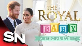 Royal Baby | Harry and Meghan eagerly prepare for the arrival of their first child | Sunday Night