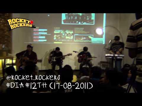 "Rocket Rockers - Dia (Akustik) Launching Album ""Tons of Friends"""