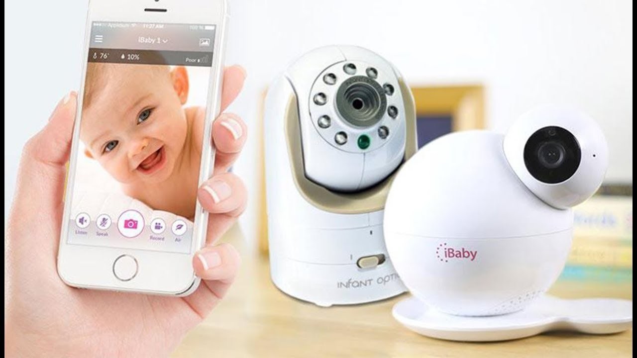 Best Baby Monitor For Iphone