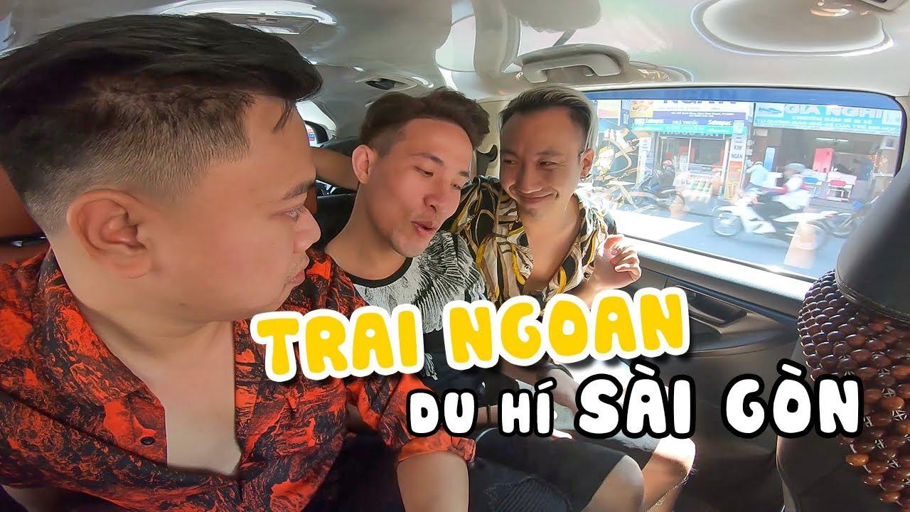 [Vlog] Trai Ngoan du hí Sài Gòn