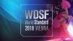 Kurttila - Anderson, FIN | 2018 World STD Vienna | R2 VW
