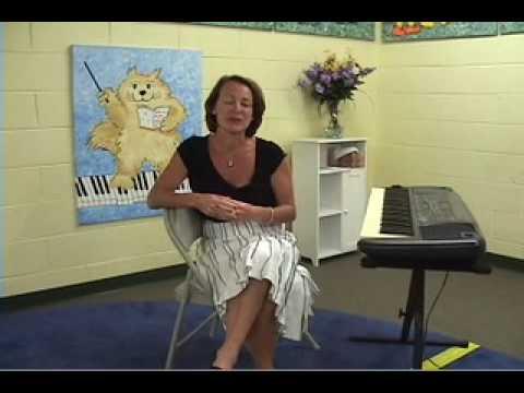 Georgia Abbott on TCSOMusic's Early Childhood Prog...
