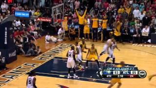 Indiana Pacers vs Atlanta Hawks Game 4 | April 26, 2014 | NBA Playoffs 2014