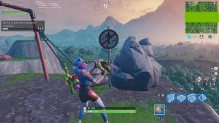 Fortnite Dance in Different Forbidden Locations - ALL LOCATIONS - Week 1 Challenges Season 7