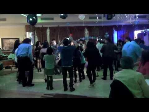 BAUTIZO DE JONATHAN Y BRIAN GONZALES DELGADO 3 SONIDO ANGEL AZTECA