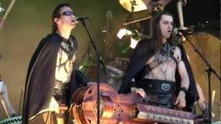 corvus corax + Wadokyo, Castlefest 2012, Video 2