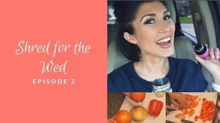 Shred For The Wed Ep.2   Healthy Recipes And Race Tips
