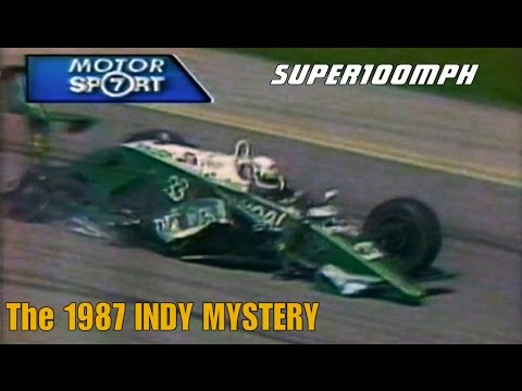 The 1987 Indy Mystery