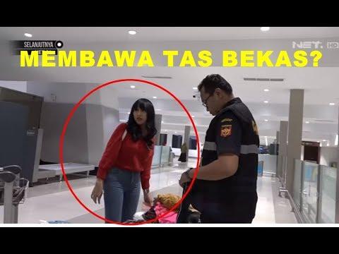 Lagu Video Lucinta Luna Ketangkap Tim Custome Protection Saat Dibandara Membawa Tas Bekas! Terbaru