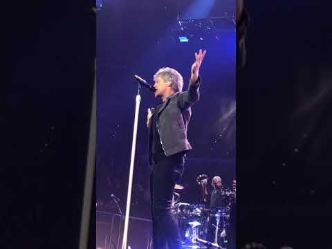 Bon Jovi - IN THESE ARMS - Atlanta, GA - 4-20-2018