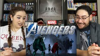 Marvel's Avengers A-DAY - E3 2019 Reveal Trailer Reaction / Review