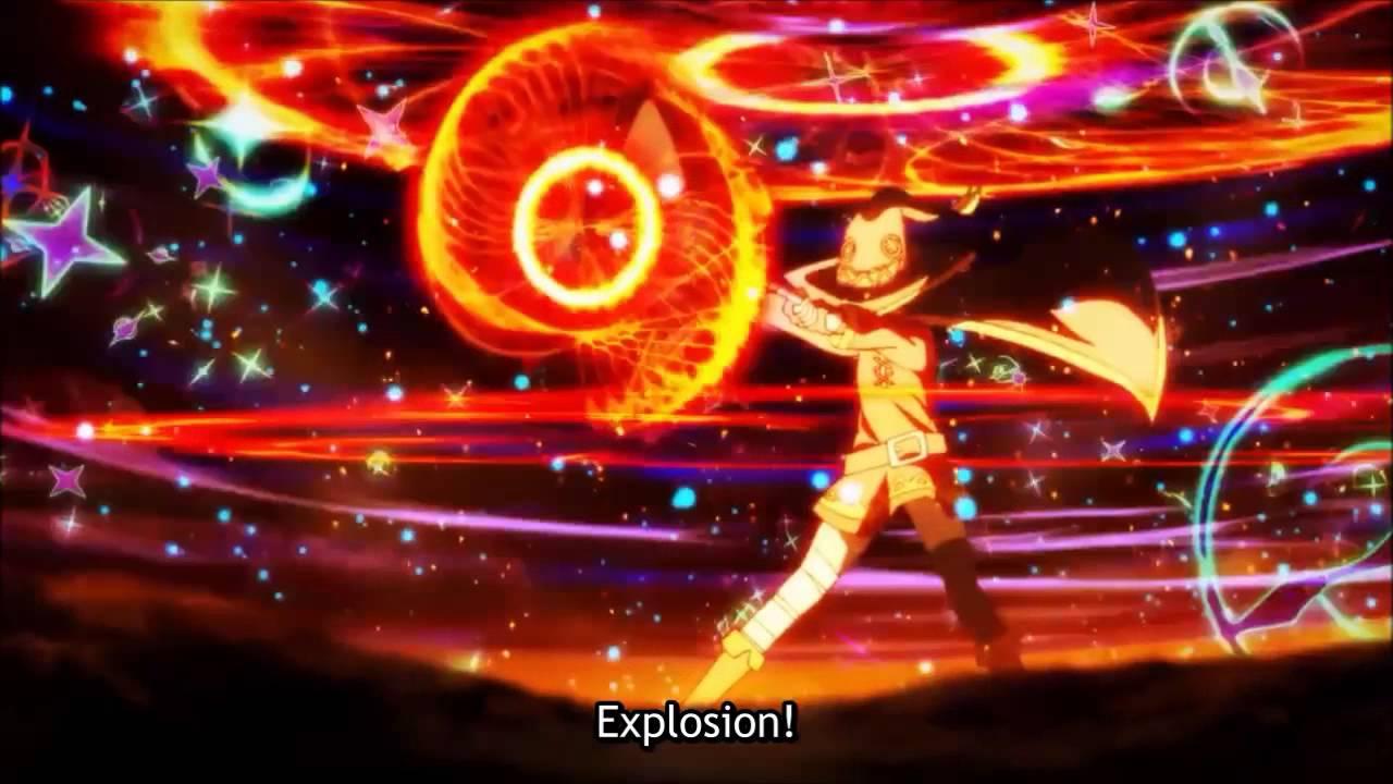 Konosuba The Ultimate Explosion Youtube
