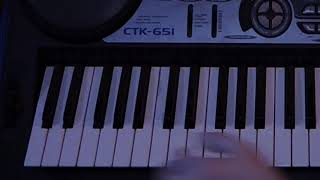 Смотреть клип #Kostprobe des Keyboard Casio CTK-651 | #Deutsch | #0011 | Film 0015 онлайн