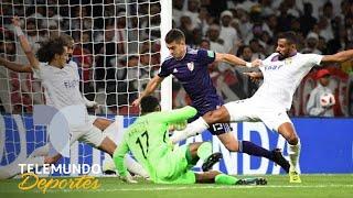 Santos Borré marca para River Plate el empate | Mundial de Clubes | Telemundo Deportes