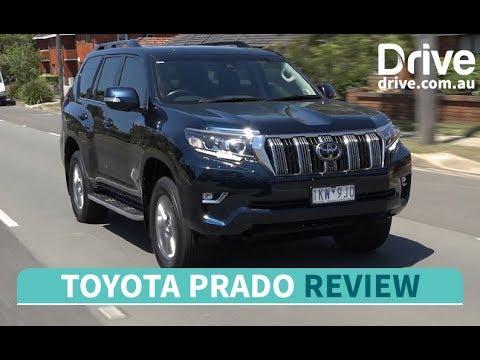 2018 Toyota Prado   Drive.com.au - Dauer: 2 Minuten, 51 Sekunden