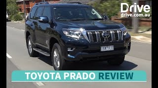 2018 Toyota Prado | Drive.com.au