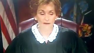 Judge Judy goes off!