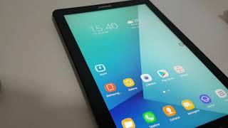 Melhor tablet pra estudar! Galaxy tab A 10.1 com S-Pen 2016