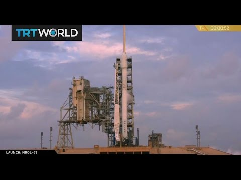 Space X Launch: Space X launches first satellite for NRO