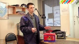 видео гелевые аккумуляторы