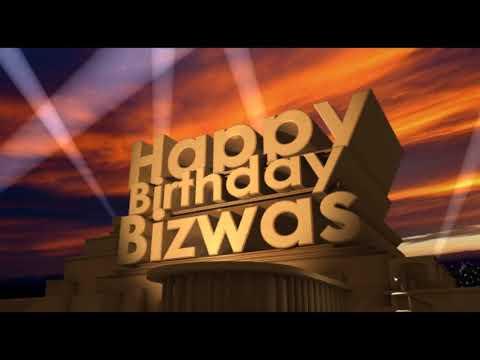 Happy Birthday Bizwas
